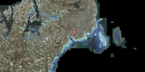 Stomflod og havvand på Syvhøjvænge 82, 2625 Vallensbæk