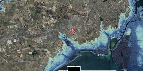 Stomflod og havvand på Syvhøjvænge 94, 2625 Vallensbæk
