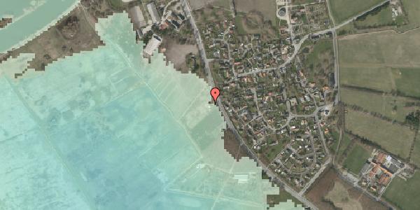 Stomflod og havvand på Vejlegårdsvej 113, 2625 Vallensbæk