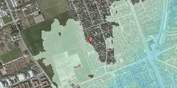 Stomflod og havvand på Hf. Dahlia 37, 2650 Hvidovre