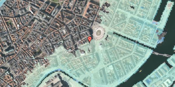 Stomflod og havvand på Lille Kongensgade 8, 2. , 1074 København K
