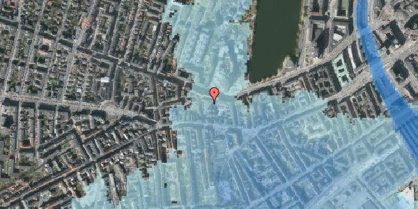 Stomflod og havvand på Vesterbrogade 62D, 1. tv, 1620 København V