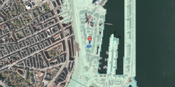Stomflod og havvand på Amerika Plads 4A, st. , 2100 København Ø