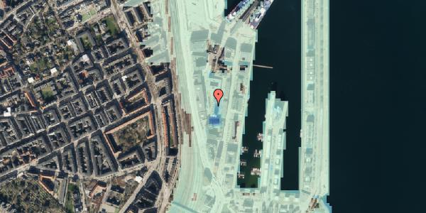 Stomflod og havvand på Amerika Plads 6A, st. , 2100 København Ø