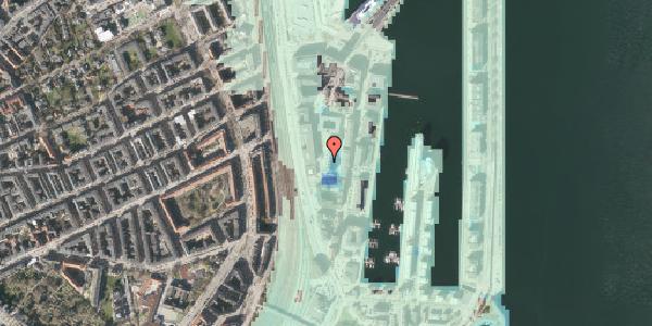 Stomflod og havvand på Amerika Plads 6, 2. tv, 2100 København Ø