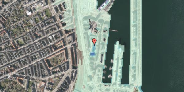 Stomflod og havvand på Amerika Plads 8A, st. , 2100 København Ø