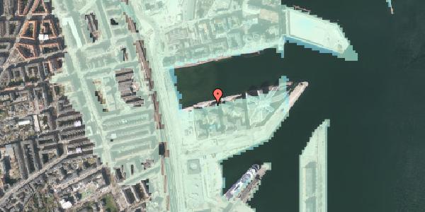 Stomflod og havvand på Marmorvej 13A, 1. tv, 2100 København Ø