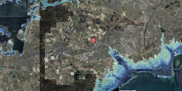 Stomflod og havvand på Gregersensvej 9G, 2630 Taastrup