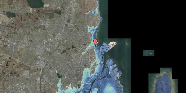 Stomflod og havvand på Sølundsvej 8D, 2100 København Ø