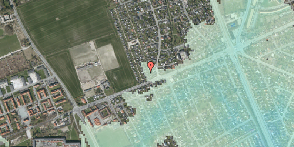 Stomflod og havvand på Hf. Dahlia 5, 2650 Hvidovre