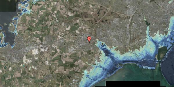 Stomflod og havvand på Gasværksvej 3A, 2630 Taastrup