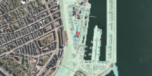 Stomflod og havvand på Amerika Plads 3E, 5. th, 2100 København Ø