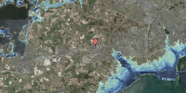 Stomflod og havvand på Gregersensvej 2M, 2630 Taastrup