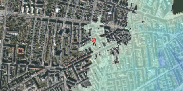 Stomflod og havvand på Vesterbrogade 116E, st. , 1620 København V