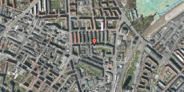 Stomflod og havvand på Bisiddervej 18, 5. tv, 2400 København NV