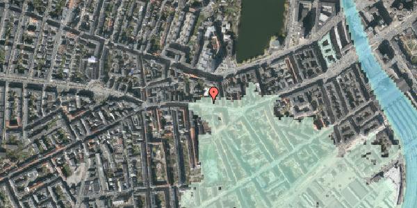 Stomflod og havvand på Vesterbrogade 56, 1. th, 1620 København V