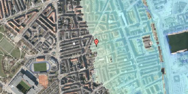 Stomflod og havvand på Viborggade 46, st. , 2100 København Ø