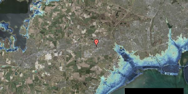 Stomflod og havvand på Haslevgade 16, 2. tv, 2630 Taastrup