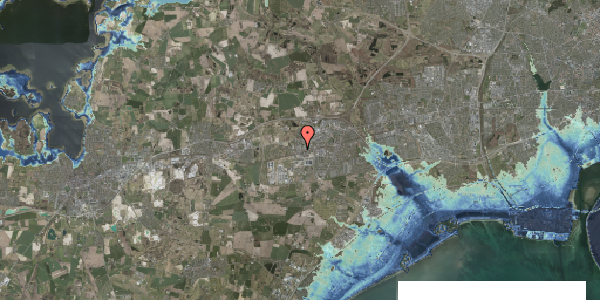 Stomflod og havvand på Haslevgade 18, st. , 2630 Taastrup
