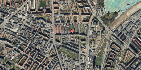Stomflod og havvand på Bisiddervej 18, 1. th, 2400 København NV