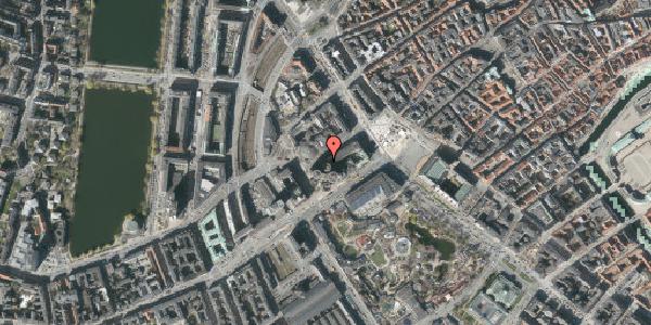 Stomflod og havvand på Jernbanegade 11, 1608 København V