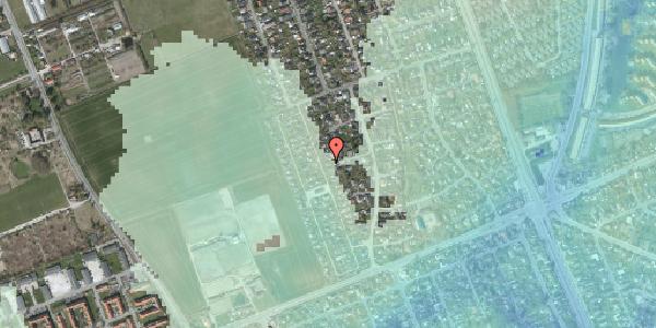 Stomflod og havvand på Hf. Dahlia 34, 2650 Hvidovre