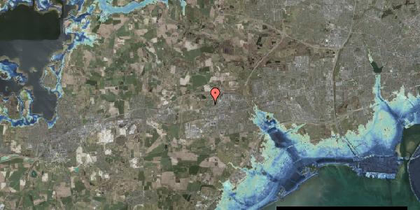 Stomflod og havvand på Gregersensvej 8G, 2630 Taastrup
