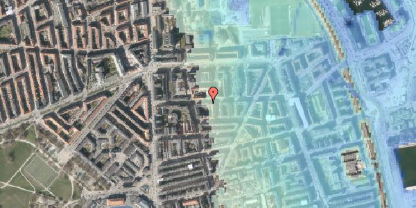 Stomflod og havvand på Vordingborggade 22, 2100 København Ø