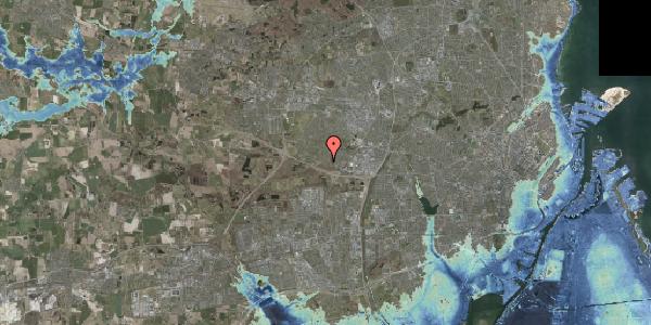 Stomflod og havvand på Kamillevænget 33, 2600 Glostrup