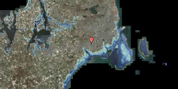 Stomflod og havvand på Sydvestvej 132, 2600 Glostrup