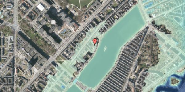 Stomflod og havvand på Helgesensgade 3A, st. , 2100 København Ø