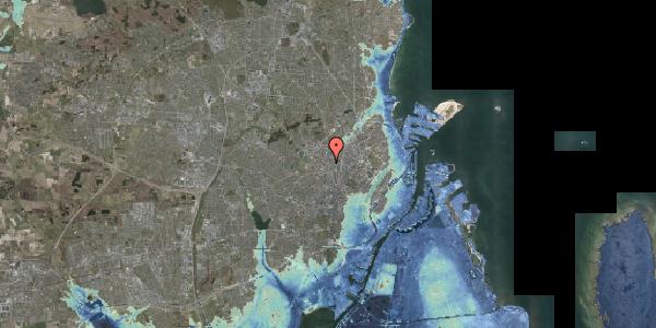 Stomflod og havvand på Vibevej 27, 1. th, 2400 København NV