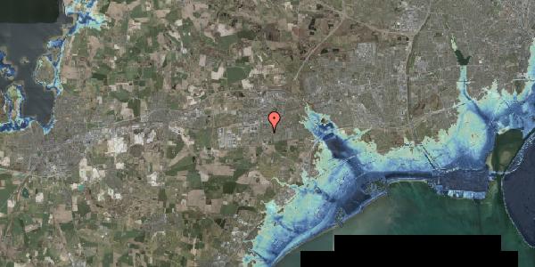 Stomflod og havvand på Sankt Ibs Alle 126, 2630 Taastrup