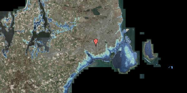 Stomflod og havvand på Sydvestvej 49A, st. 4, 2600 Glostrup