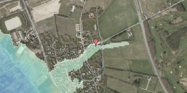 Stomflod og havvand på Brøndbyvej 195, 2625 Vallensbæk