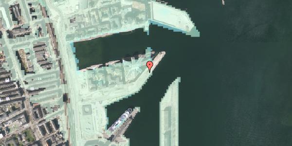 Stomflod og havvand på Marmorvej 28, kl. , 2100 København Ø