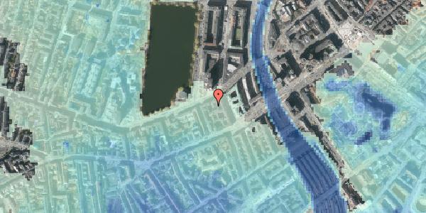 Stomflod og havvand på Gammel Kongevej 3D, 2. , 1610 København V