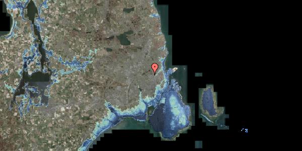 Stomflod og havvand på Birkedommervej 43, 2400 København NV
