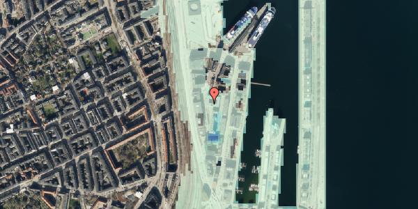 Stomflod og havvand på Amerika Plads 16, 5. th, 2100 København Ø
