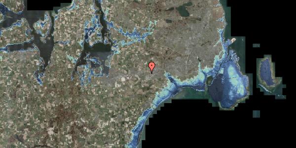 Stomflod og havvand på Frødalen 32, 2630 Taastrup