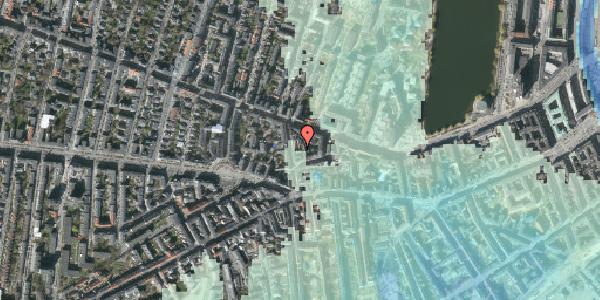 Stomflod og havvand på Værnedamsvej 12A, 2. , 1619 København V