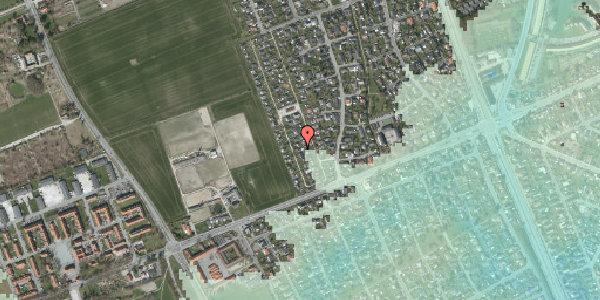 Stomflod og havvand på Hf. Dahlia 95, 2650 Hvidovre