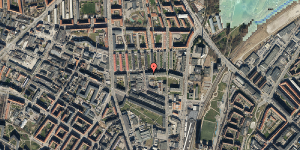 Stomflod og havvand på Bygmestervej 21B, 4. tv, 2400 København NV