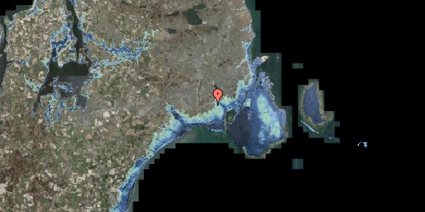 Stomflod og havvand på Hf. Svarø 60, 2650 Hvidovre