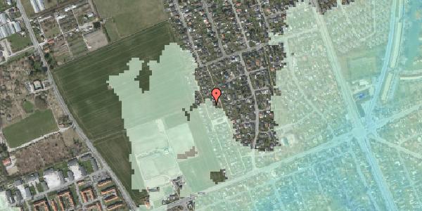 Stomflod og havvand på Hf. Dahlia 73, 2650 Hvidovre