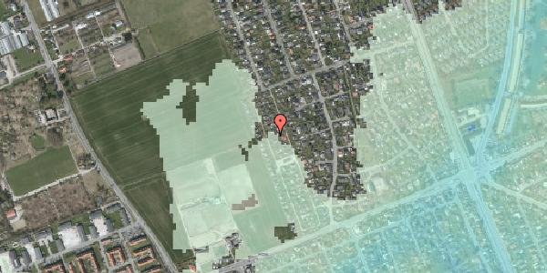 Stomflod og havvand på Hf. Dahlia 71, 2650 Hvidovre