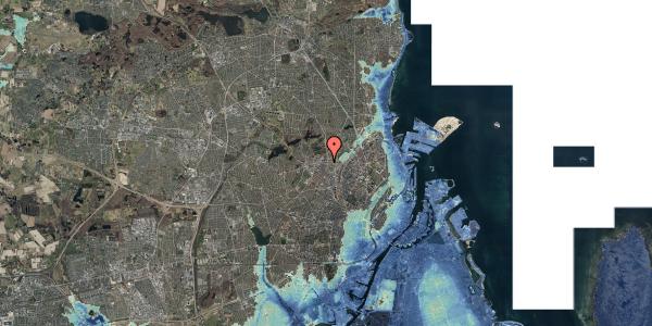 Stomflod og havvand på Dortheavej 2, 4. 16, 2400 København NV