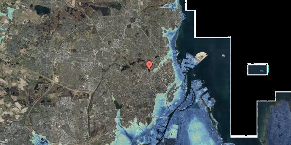 Stomflod og havvand på Dortheavej 17, 1. 7, 2400 København NV