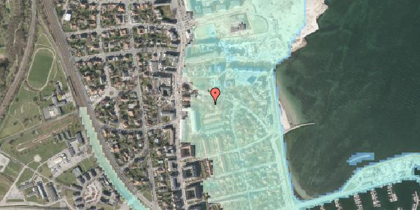 Stomflod og havvand på Kildevænget 6, 2100 København Ø