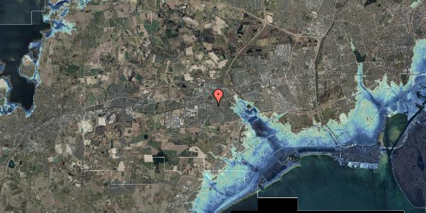 Stomflod og havvand på Taastrup Hovedgade 111A, 2. 4, 2630 Taastrup